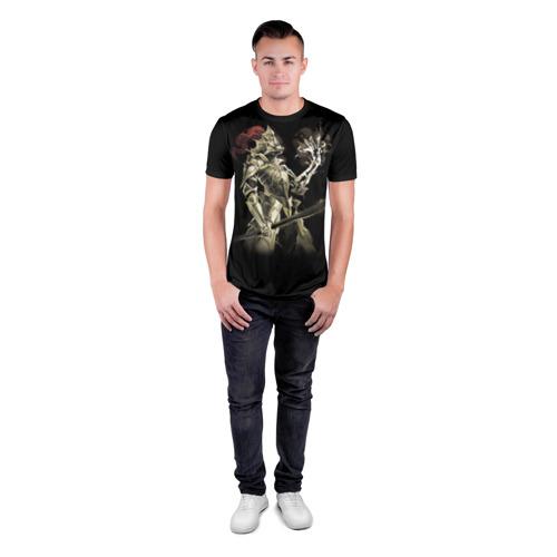 Мужская футболка 3D спортивная  Фото 04, Dark Souls 12