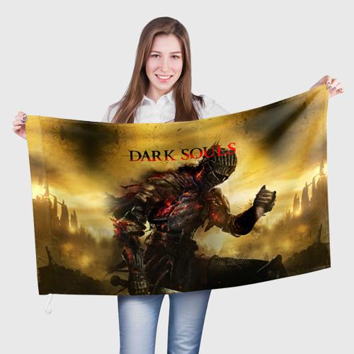 Флаг 3D Dark Souls 14 Фото 01