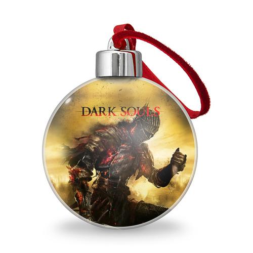 Ёлочный шар Dark Souls 14 Фото 01