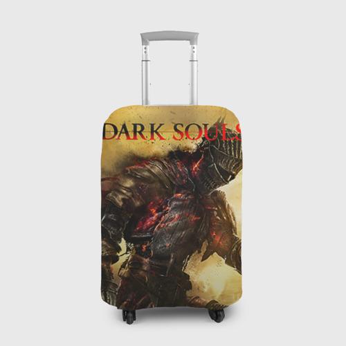 Чехол для чемодана 3D Dark Souls 14 Фото 01