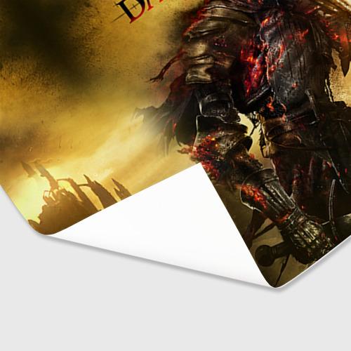 Бумага для упаковки 3D Dark Souls 14 Фото 01