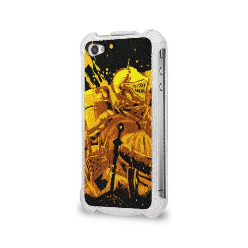 Чехол для Apple iPhone 4/4S flip  Фото 03, Dark Souls 15