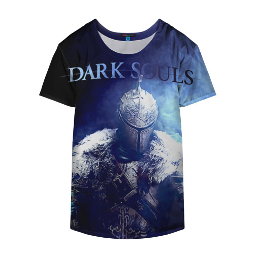 Накидка на куртку 3D  Фото 04, Dark Souls 17