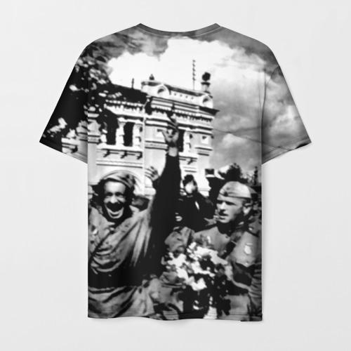 Мужская футболка 3D 9 мая 7 Фото 01