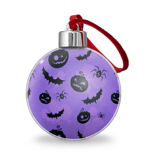 Ёлочный шар  Фото 01, Хэллоуин