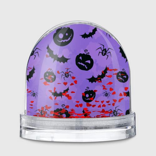 Водяной шар  Фото 01, Хэллоуин