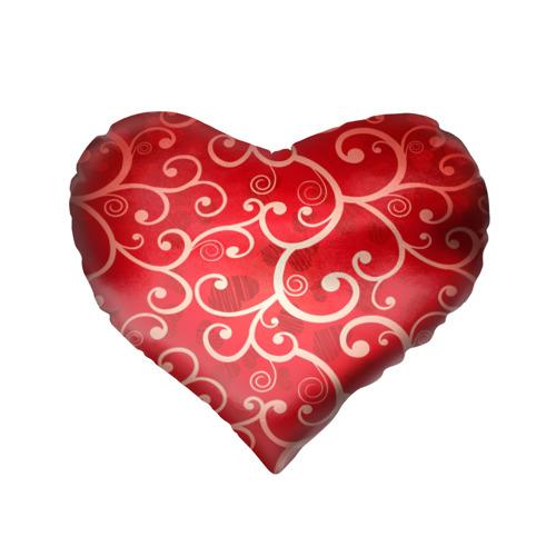 Подушка 3D сердце  Фото 02, Любовь