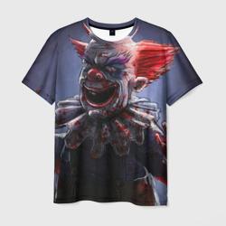 Злобный клоун - интернет магазин Futbolkaa.ru