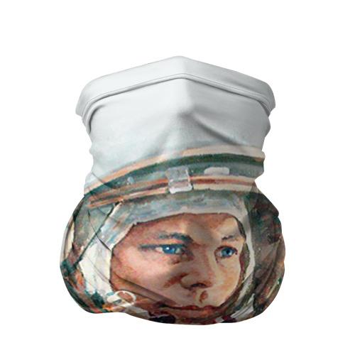 Бандана-труба 3D Гагарин Фото 01