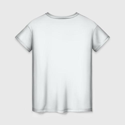Женская футболка 3D Гагарин Фото 01