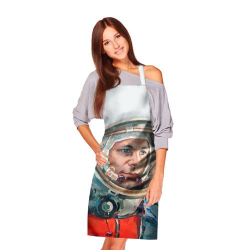 Фартук 3D Гагарин Фото 01