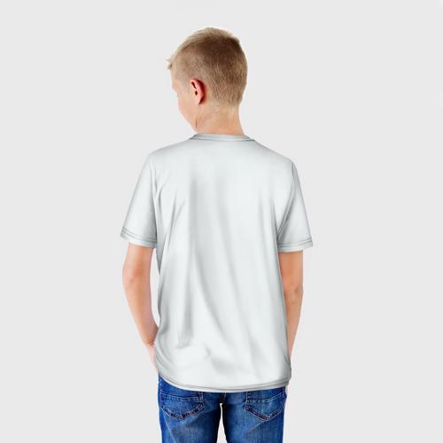 Детская футболка 3D Гагарин Фото 01