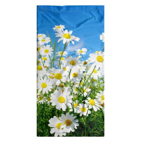Бандана-труба 3D  Фото 07, Полевые цветы 7