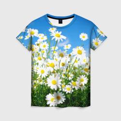 Полевые цветы 7 - интернет магазин Futbolkaa.ru