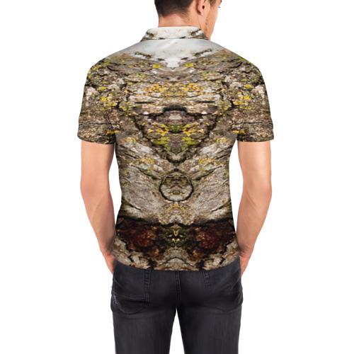 Мужская рубашка поло 3D  Фото 04, Енот