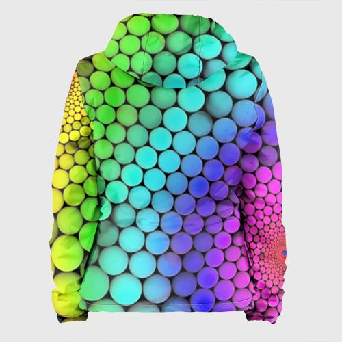 Женская куртка 3D  Фото 02, Цветные шары