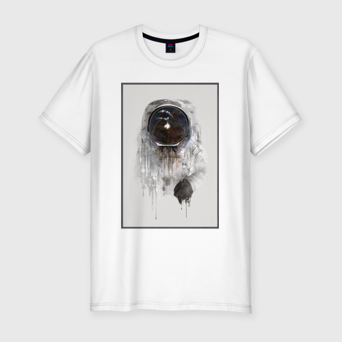 Мужская футболка премиум  Фото 01, Космонавт