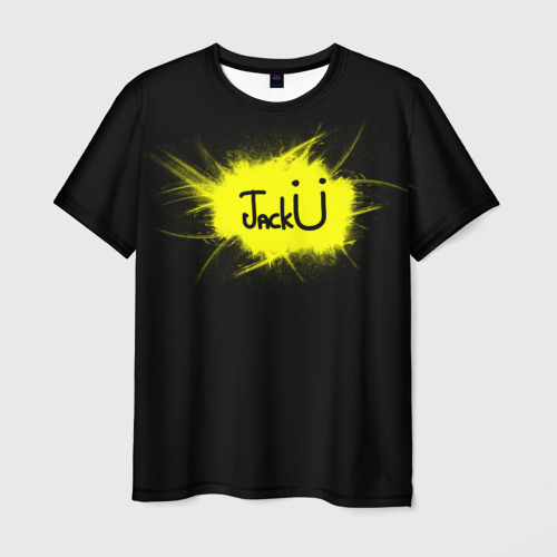 Мужская футболка 3D  Фото 03, Музыка