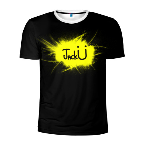 Мужская футболка 3D спортивная  Фото 01, Музыка