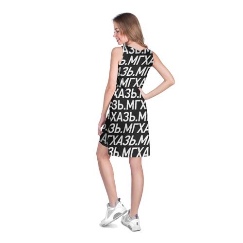 Платье-майка 3D  Фото 04, МГХАЗЬ.