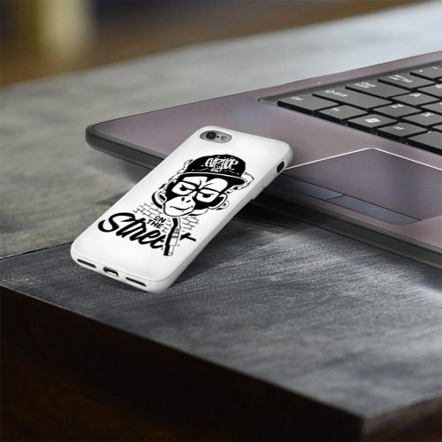 Чехол для Apple iPhone 8 силиконовый глянцевый  Фото 03, URBAM ELITE
