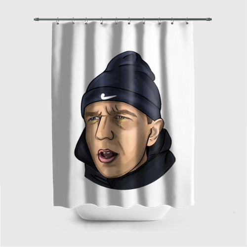 Штора 3D для ванной  Фото 01, Саша Тилэкс