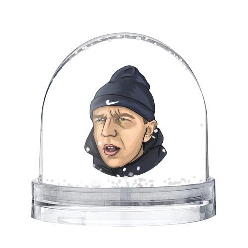 Водяной шар со снегом Саша Тилэкс