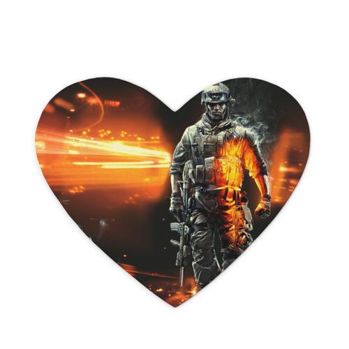 Коврик сердце  Фото 01, солдат