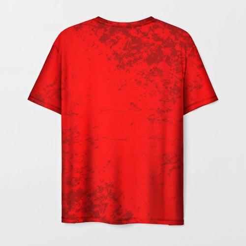 Мужская футболка 3D Мужик Фото 01