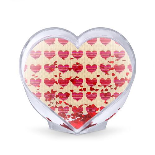 Сувенир Сердце  Фото 02, Шерстяные сердечки