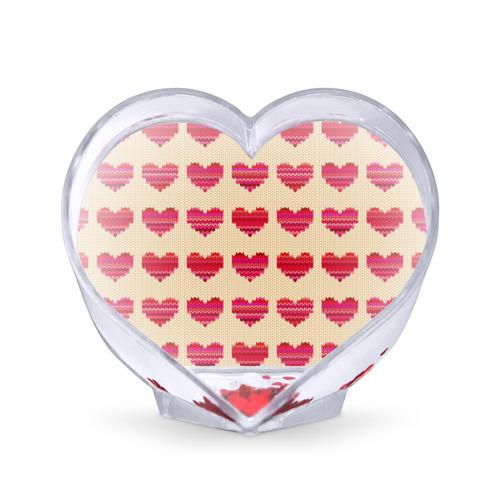 Сувенир Сердце  Фото 01, Шерстяные сердечки