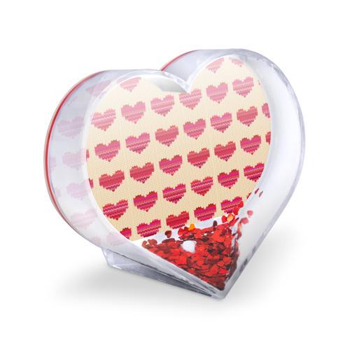 Сувенир Сердце  Фото 03, Шерстяные сердечки