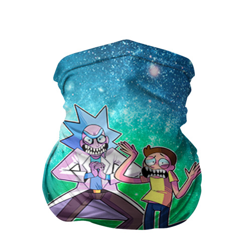 Рик и Морти в космосе