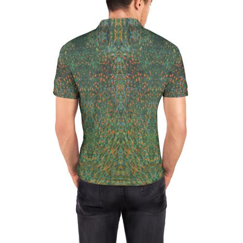 Мужская рубашка поло 3D  Фото 04, Ван Гог