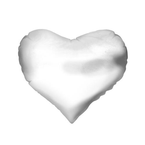 Подушка 3D сердце  Фото 02, Смертельный боди-арт