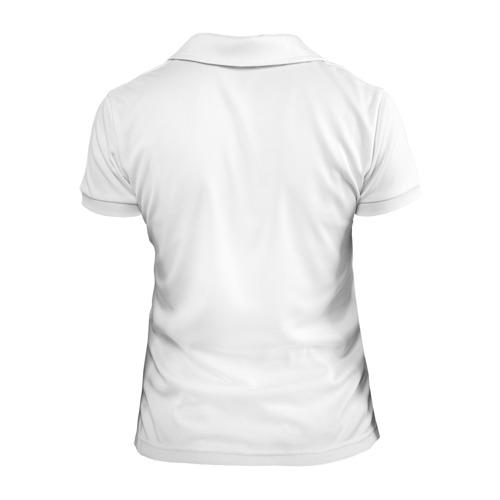 Женская рубашка поло 3D  Фото 02, Мистический боди-арт