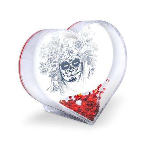 Сувенир Сердце  Фото 03, Мистический боди-арт