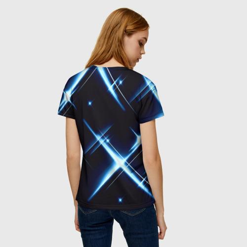 Женская футболка 3D Star Фото 01