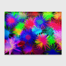 Взрывы красок