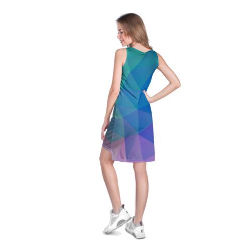 Платье-майка 3D  Фото 04, Геометрия