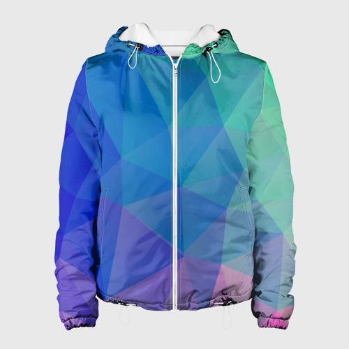 Женская куртка 3D  Фото 01, Геометрия
