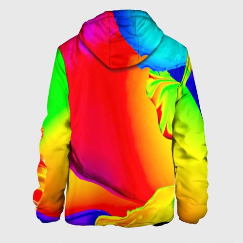 Мужская куртка 3D Краска Фото 01