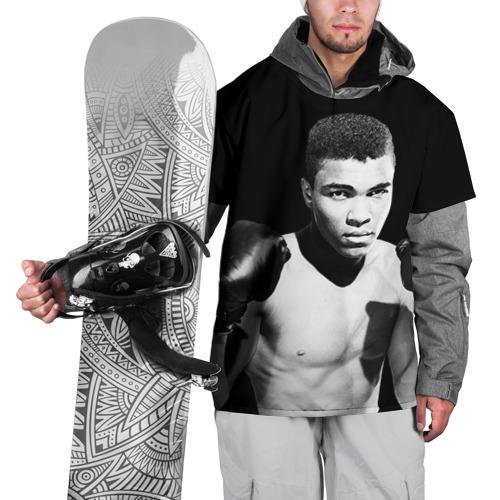 Накидка на куртку 3D  Фото 01, Muhammad ali 2