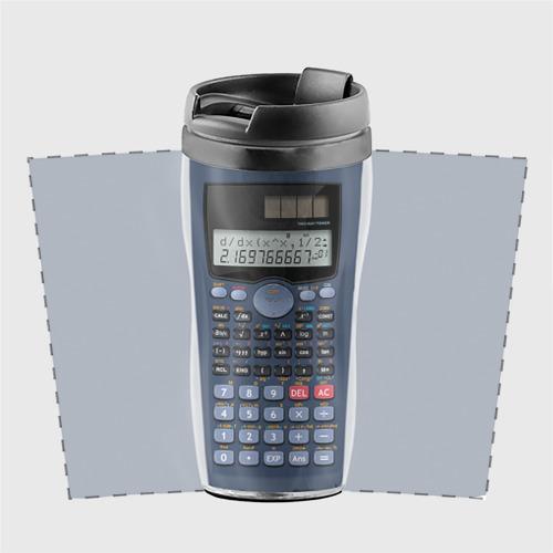Термокружка-непроливайка  Фото 02, Калькулятор