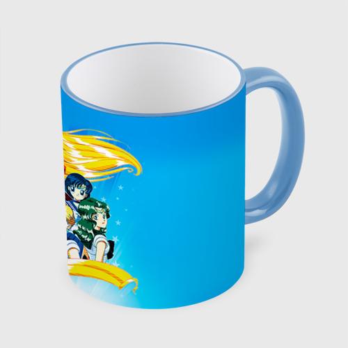 Кружка с полной запечаткой Sailor Moon