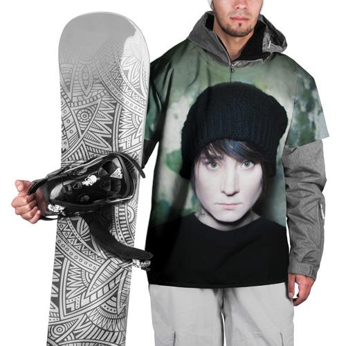 Накидка на куртку 3D  Фото 01, Zemfira
