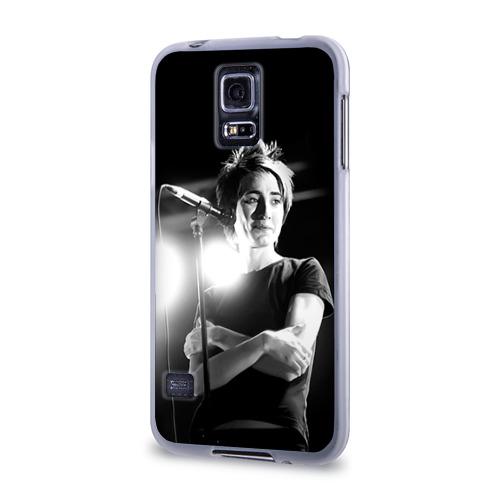 Чехол для Samsung Galaxy S5 силиконовый  Фото 03, Земфира