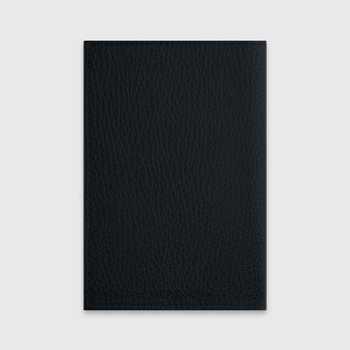 Обложка для паспорта матовая кожа  Фото 02, Флеш супергерой