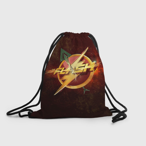 Рюкзак-мешок 3D  Фото 01, Flash лого