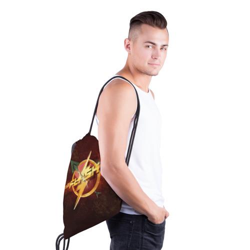 Рюкзак-мешок 3D  Фото 03, Flash лого